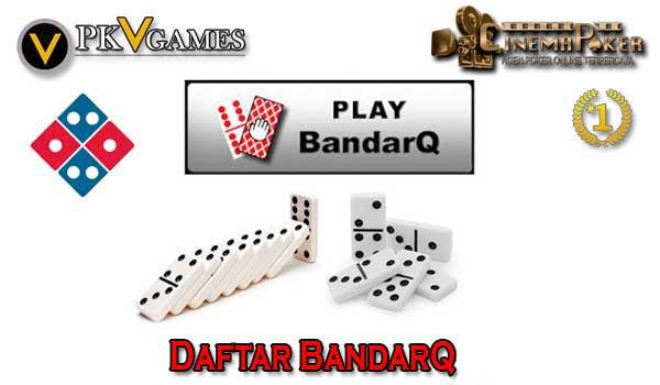Daftar BandarQ | Poker QQ Online | PKV Games Online